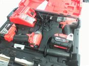 MILWAUKEE TOOL Combination Tool Set 2796-22
